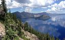 Crater Lake in central Oregon is one of five National Park Service units in the state. (Epmatsw/Wikimedia Commons)