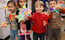 A new report says child care costs are out of reach for many families in the Bay State and the nation. (ChildCareAware)