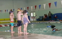 Parents are urged to buy water-quality test kits before letting kids play in public pools and water parks. (Greg Stotelmyer)