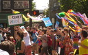 The 12th Annual Central Oregon Pride Festival takes place in Bend this Saturday at Drake Park. (Another Believer/Wikimedia Commons)