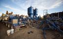 Las emisiones de metano provenientes de las operaciones de �fracking� hidr�ulico contribuyen al cambio clim�tico. (MajaPhoto/iStock)