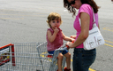 PHOTO: Shopping carts can be a major source of injuries for Ohio children, according to a new study by the Center for Injury Research and Policy. Photo courtesy of morguefile.com
