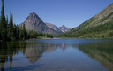 PHOTO: Two Medicine in Glacier National Park is one of many areas that could see additional funding under a proposal by President Obama. Photo credit: National Park Service
