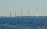 PHOTO: Atlantic offshore wind power potential hasn't yet been tapped, although a new report says Pennsylvania could help push development with state policies. Photo credit: Wikimedia Commons