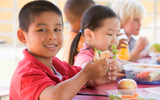 PHOTO: In July last year, Oregon summer meal programs served almost 688,000 lunches statewide. Their goal is to ensure that lower-income children don't go without nutritious food when school isn't in session. Photo credit: Monkey Business Images / iStockphoto.com