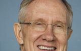 PHOTO: Senate Majority Leader Harry Reid says Congress' top priority before its August break should be to