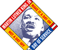 IMAGE: Thousands of Illinoisans will commemorate the Dr. Martin Luther King, Jr. holiday by making it a 'day on,' not a day off, as part of a National Day of Service.