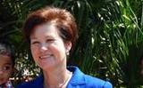 PHOTO: Democratic candidate Alex Sink is running for the congressional seat in Florida's District 13. Courtesy: Sink