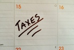 PHOTO: For those who are not able to file their taxes by the April 15 deadline, or do not have the money to pay if they owe, the IRS offers extensions and payment options. Photo credit: M. Kuhlman