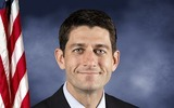 Photo: Rep Paul Ryan calls the 5 trillion dollars in cuts in the GOP budget a