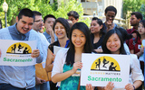 PHOTO: Hundreds of youth advocates and students from across California will rally, learn how to advocate on their own behalf and fan out across the state Capitol to urge lawmakers to support high-quality summer learning programs and increased funding for year-round learning at the May 12-13