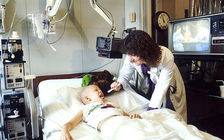 More than 97 percent of New York children now have health insurance. (Bill Branson/Wikimedia Commons)