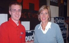 Public education advocates in New England and across the nation are opposing the nomination of billionaire Betsy DeVos, who comes up for a confirmation hearing on Tuesday. (Keith A. Almli/wikimedia)