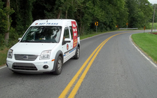 NET Trans in northeast Tennessee serves parts of the community where city transportation does not reach. (NET Trans)