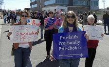Polls show that more than half of Pennsylvanians support access to abortion services. (Fibonacci Blue/Flickr)