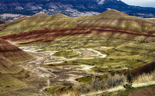 John Day Fossil Beds National Monument has more than $1.8 million in deferred maintenance costs, according to the National Park Service. (David Prasad/Flickr)