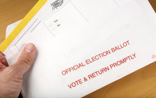 Oregon's 2018 primary election saw a record number of ballots cast, even as the percentage of registered voters who went to the polls went down. (svanblar/iStockphoto)