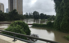 Hurricane Harvey brought more than 50 inches of rain to the Houston area in a four-day period last August. (urban.houstonian/flickr)