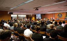 Under an FCC proposal, local municipalities could struggle to fund media that broadcasts government meetings. (Greg Elin/Flickr)