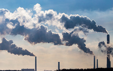 A new analysis of U.S. air-pollution and FBI crime data finds a correlation between exposure to air pollution and an increase in aggressive behavior. (Adobe Stock)