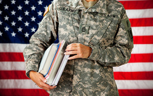 The G.I. Bill, originally created to provide benefits for returning World War II soldiers, is used by veterans to to help pay for college, graduate school, or training programs. (Adobe Stock)