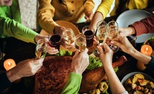 Public health officials in Utah and elsewhere are discouraging large gatherings to celebrate the Thanksgiving holiday, to avoid the spread of COVID-19. (deagreez/Adobe Stock)