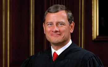 PHOTO: Writing for the Supreme Court, Chief Justice John Roberts said the Massachusetts law providing a buffer zone for protests around abortion clinics violated the First Amendment. However, those who work at and use those clinics say the buffer zone is important to balance safety with free speech. Photo courtesy Wikimedia Commons.