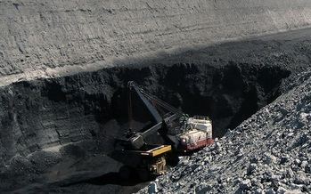 PHOTO: A new tax in South Korea is big news for Powder River Basin coal. Photo courtesy USGS.gov