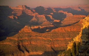 PHOTO: Summer heat has always been part of the Grand Canyon experience, but the National Park Service says the impact of climate change is being felt around the park system and is taking steps to deal with its effects on wildlife and park visitors. Photo courtesy National Park Service.