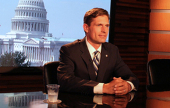 PHOTO: The fear of extreme violence and even murder is the reason thousands of undocumented children from Central America are seeking refuge in the United States, says U.S. Sen. Martin Heinrich. He says some are fleeting to other, closer nations as well. Photo courtesy Sen. Heinrich's office.
