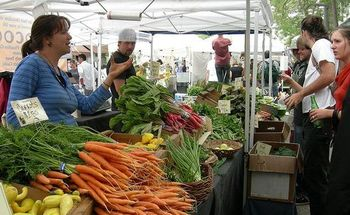 PHOTO: National Farmers Market Week is being celebrated in Utah and across the U.S. this week. The initiative is designed to promote the abundance of fresh foods available to consumers, and the economic benefit to farmers. Photo courtesy of the Utah State Law Library.