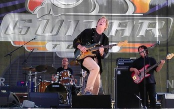 PHOTO: The John Jorgenson Electric Band will perform at the 10th Annual Guitar Town at Copper Mountain Resort this weekend. Photo courtesy: Jason Henke