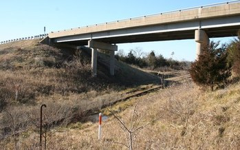 PHOTO: Cyclists and walkers are moving closer to transforming the defunct Rock Island rail corridor into a trail, as a decision to sell a key portion of the corridor is expected soon. Photo courtesy of Missouri Rock Island Trail, Inc.