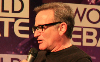 PHOTO: Robin Williams was known during his life as a brilliant comedian and actor, and advocates for mental health say his tragic death could serve to bring greater understanding to the issues of mental illness. Photo credit: S. Jurveston/Wikimedia Commons.