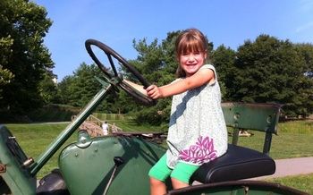 PHOTO: Luna Willhelm,5, has asthma. Her parents believe it was caused by poor air quality in the environment and the family believes someone should be held responsible. Photo courtesy: Rebecca Cheatham