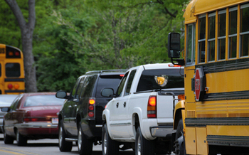 PHOTO: Hundreds of thousands of Wisconsin children are in back-to-school mode, which requires drivers to be more alert for their presence, and to remember the rules of the road concerning school buses. (Photo courtesy of American Automobile Association)