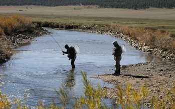 PHOTO: Conservationists and sportsmen want federal public lands to remain in public hands, instead of being handed over to states or private entities, as the Republican National Committee has recently proposed. Photo courtesy of Suzanne O'Neill.