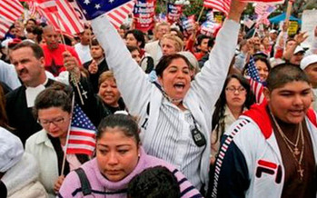 PHOTO: Many Latinos are as concerned about conservation, the environment and public lands protection as immigration issues, according to a new analysis of voter surveys by Latino Decisions and the Hispanic Access Foundation. Photo courtesy of America's Voice.