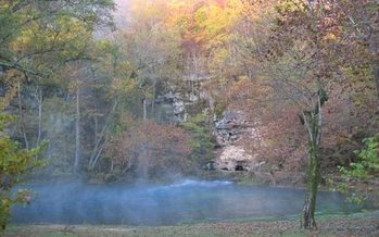 PHOTO: The Big Spring area, which lies within the Ozark National Scenic Riverways, could become the ninth federally protected wilderness area in Missouri, if Congress designates it as such. Photo courtesy of National Park Service.