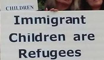 PHOTO: With roughly 100 Central American refugee children currently being housed in Michigan, immigrant advocacy groups are working to address their immediate as well as long-term needs. Photo courtesy of Michigan United.