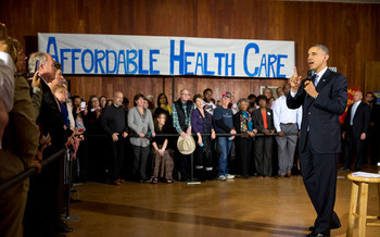 PHOTO: Over 6,000 Arizonans, along with thousands of others across the country, are at risk of losing their health coverage through the Affordable Care Act due to errors and missing information on their applications. Photo credit: The White House.