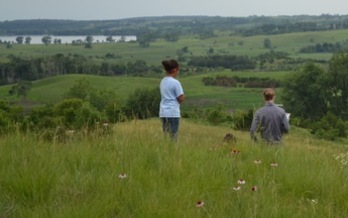 PHOTO: It's hoped that the community conservation system implemented in Pope County can be a model for other parts of the state and region where grassland has disappeared due to plowing and invasive species. Photo courtesy Land Stewardship Project.