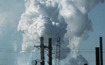 PHOTO: A new report from Environment Ohio ranks Ohio fifth in the nation for the amount of carbon pollution spewed by power plants. Photo courtesy of the EPA.