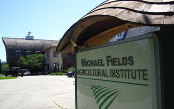 PHOTO: Later this month, the Michael Fields Agricultural Institute will mark 30 years of service to sustainable agriculture with a cover crop field day and celebration. (Photo courtesy MFAI)