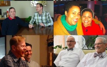 PHOTO: Same-sex couples and LBGT-rights advocates across the state will be watching and waiting this week as a Jackson County Circuit Court judge is set to decide whether Missouri will recognize same-sex couples married out of state. Photo courtesy of PROMO.