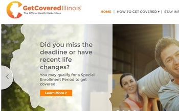 PHOTO: Illinois state leaders are celebrating a successful first year of health care enrollment under the Affordable Care Act and gearing up for year two. Photo courtesy of Get Covered Illinois.