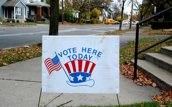 PHOTO: The Restore the Vote coalition wants felons to be able to vote once they've been released from jail or prison, in order to give them a voice in the communities where they live and work while they're on probation. Photo credit: Steven Depolo/Flickr.