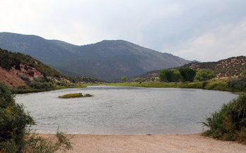 PHOTO: The renowned trout fishery in the Green River in northeastern Utah could become part of a federally-designated wilderness area, as part of an agreement involving Daggett County leaders and conservationists. Photo courtesy of the Utah Division of Wildlife Resources.