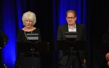 PHOTO: NPR's Diane Rehm is among the voices in a reading of the play
