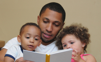 PHOTO: Nevada's public libraries can be invaluable resources for parents of toddlers, and most of the programs and services they offer are free of charge. Photo credit: USGirl/iStockphoto.com